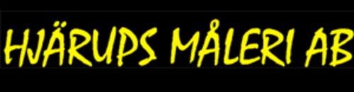 Hjärups Måleri AB logo