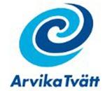 Arvika Tvätt AB logo