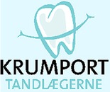 Krumport Tandlægerne v.Tandlæge Tina Bækgaard logo