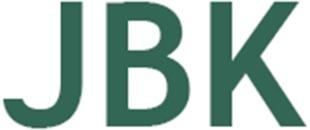 JBK Malerfirma logo
