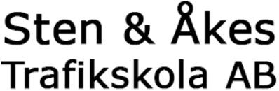 Sten & Åkes Trafikskola AB logo