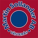 Martin Sollander AB logo