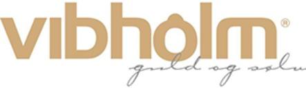 Vibholm Guld og Sølv logo