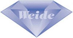 Weide Diamantværktøj logo