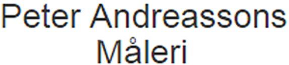 Peter Andreassons Måleri, AB logo