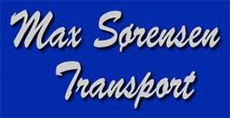 Max Sørensen Transport logo