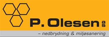 P. Olesen og Sønner A/S logo