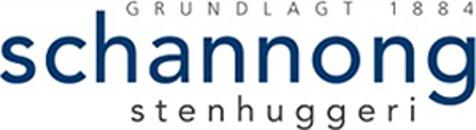 Schannong Stenhuggeri logo