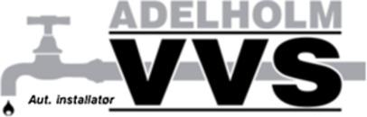 Adelholm VVS ApS logo