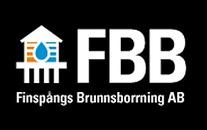 FBB Finspångs Brunnsborrning AB logo