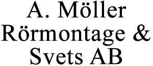 A. Möller Rörmontage & Svets AB logo