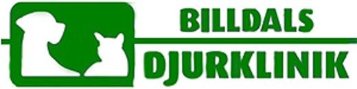 Billdals Djurklinik logo