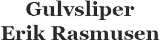 Gulvsliper Erik Rasmussen logo