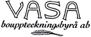 Vasa Bouppteckningsbyrå AB logo