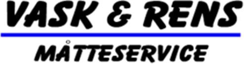 Vask & Rens logo