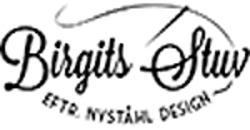 Birgits Stuv Eftr. Nyståhl Design logo