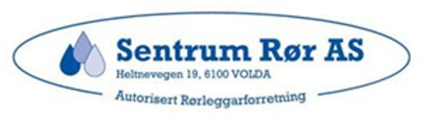 Sentrum Rør AS logo