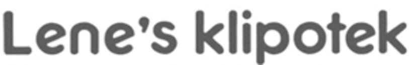 Lene's Klipotek logo
