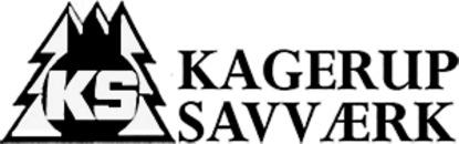 Kagerup Savværk A/S logo