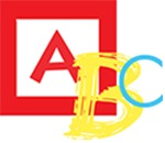 A B C All About Children AB logo
