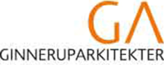 Ginneruparkitekter A/S logo