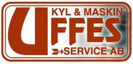 Uffes Kyl & Maskinservice AB logo