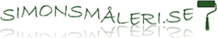 Simons Måleri AB & Glasmästeri logo
