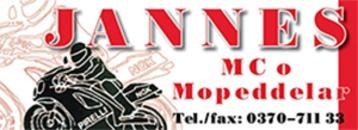 Jannes MC-Mopeddelar logo