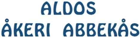 Aldo's Åkeri AB logo