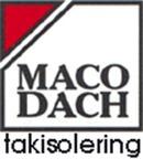 MACO-Dach Takisolering logo
