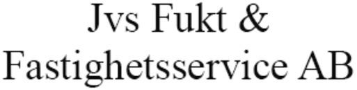 Jvs Fukt & Fastighetsservice AB logo