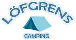 Löfgrens Camping logo