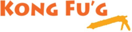 Kong Fu´g - alt i elastisk fugning logo
