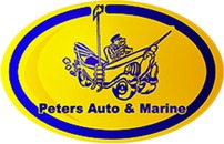 Peters Auto & Marine logo