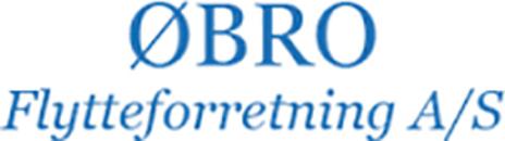 Øbro Flytteforretning A/S logo