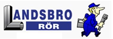 Landsbro Rör logo