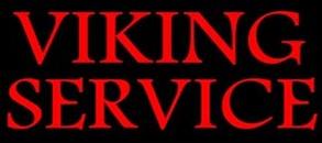 Viking Service logo
