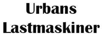 Urbans Lastmaskiner AB logo