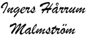 Ingers Hårrum Malmström logo