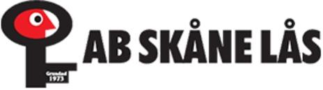 Skåne Lås, AB logo