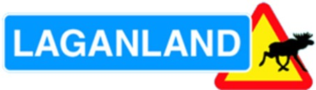 Laganland Sweden Shop - Älgpark logo