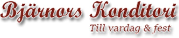 Bjärnors Konditori AB logo