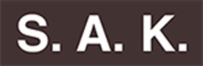 S.A.K. AS logo