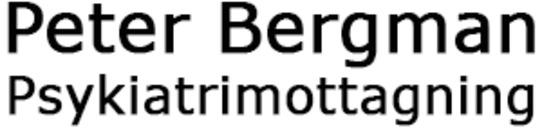 Peter Bergman, Psykiatrimottagning logo