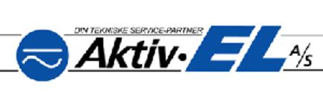 Aktiv-El A/S logo