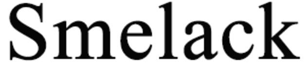 Smelack logo