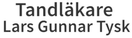 Tandläkare Lars-Gunnar Tysk logo