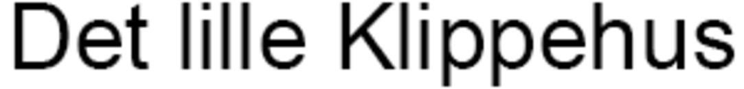 Det lille Klippehus logo