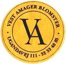 Vestamager Blomster v/Marianne Reimer logo
