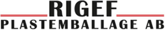 Rigef Plastemballage AB logo